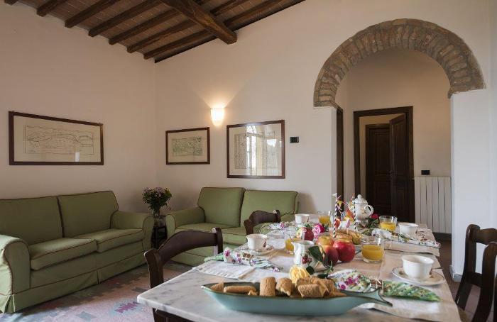 Interiors - Villa Agostoli