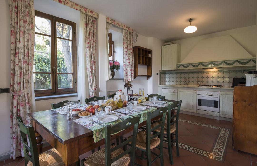 Kitchen - Villa Agostoli