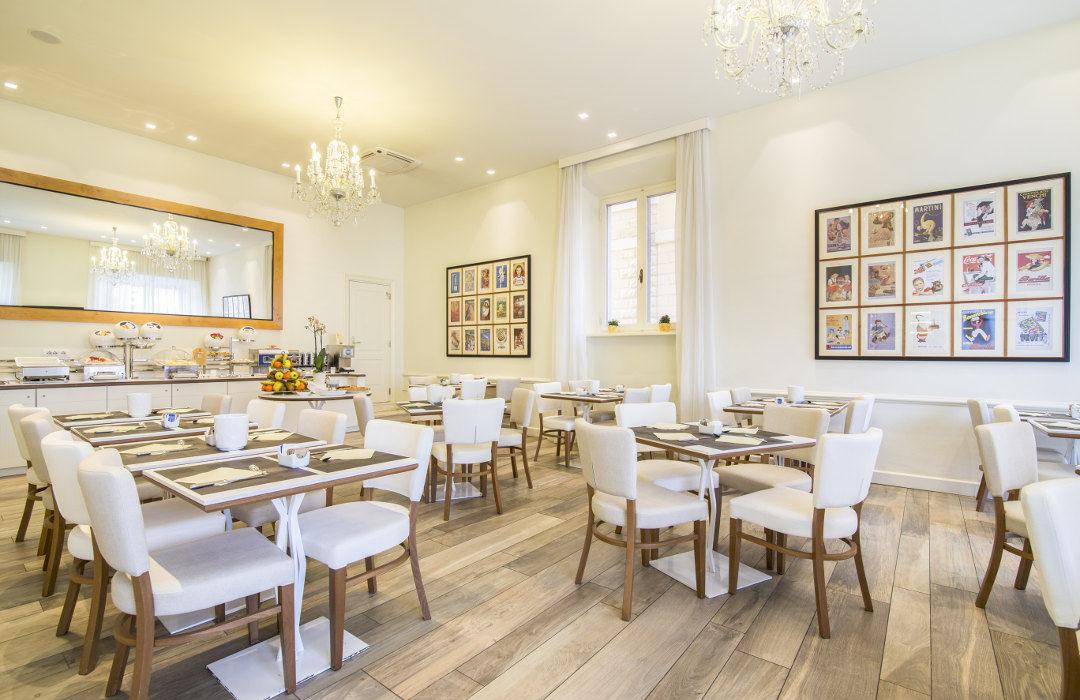 Breakfast Room - Hotel Italia