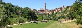 Parchi e giardini Siena