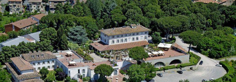 Hotel Garden panoramica