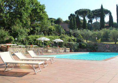 Piscina - Villa Agostoli
