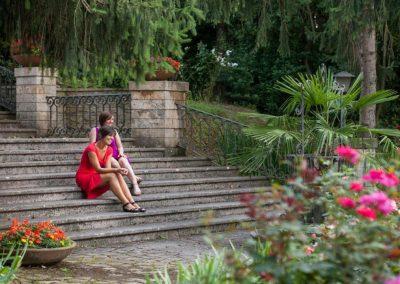 Exteriors - Hotel Garden