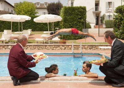 The Pool - Hotel Garden