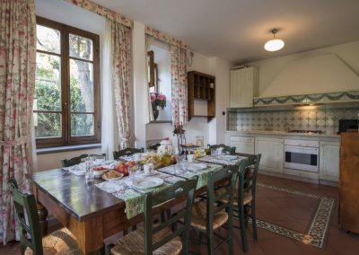 Cucina - Villa Agostoli