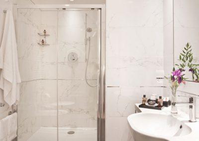 Bathroom Executive Room - Hotel Italia