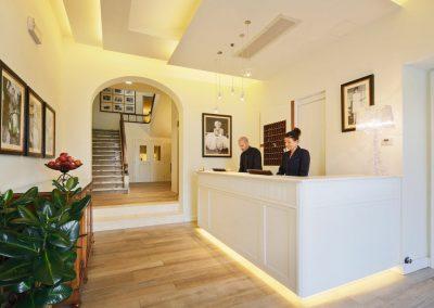 Reception - Hotel Italia