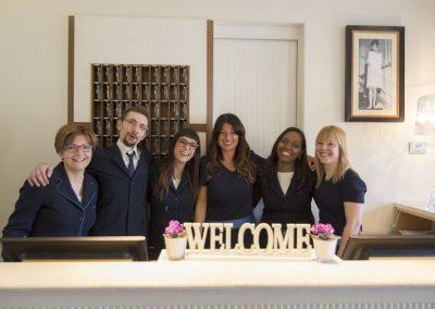 Staff - Hotel Italia