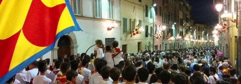 Festa titolare contrada Siena