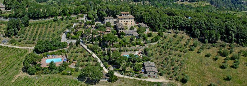 Vigneti Villa Agostoli Siena