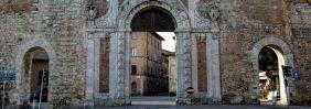 Porta Camollia Siena