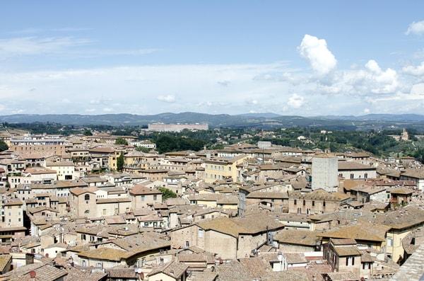 Landscape Siena