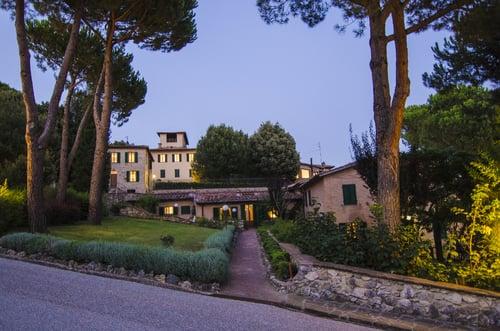 accommodations Siena