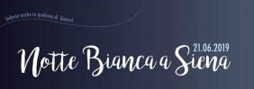 Notte Bianca a Siena 2019