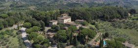 Villa Agostoli Siena