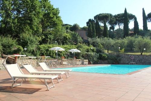 Summer holidays Siena