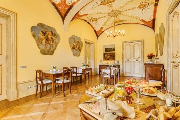 cuisine course Siena