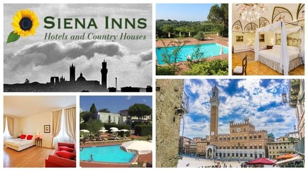 tourist structures Siena