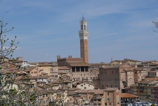 Civic Tower Siena