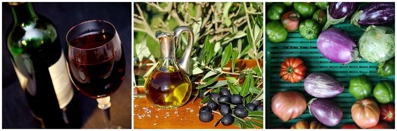 organic products Siena