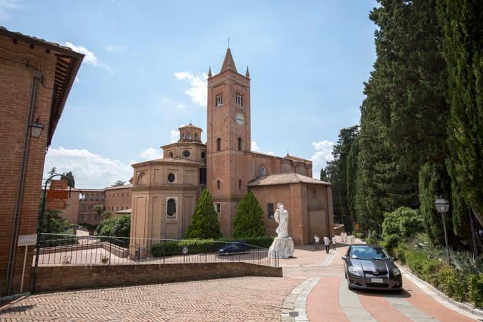 Abbazia Monte Oliveto Asciano
