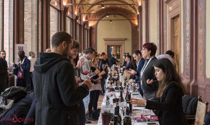Degustazioni Wine Siena
