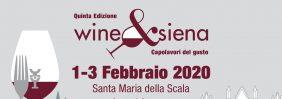 Wine Siena 2020