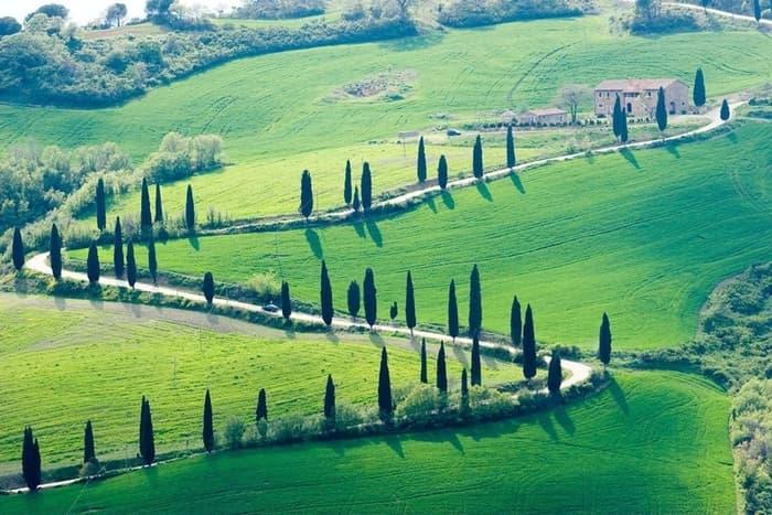 Easter Monday Siena